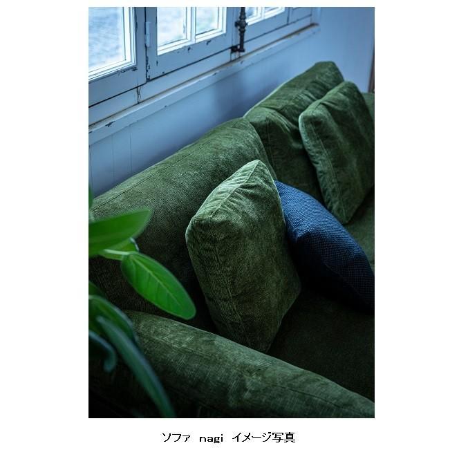 冨士ファニチア製 3Pソファ nagi L08571S カバーリング仕様 オーク/ウォールナット/チェリー クッション張地:106種 ウレタン塗装 送料無料 f-room 04