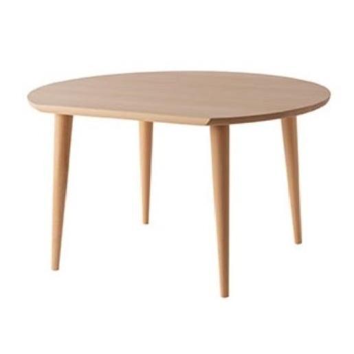 10年保証 飛騨産業製 テーブル YURURI SL330B ビーチ材 木部:7色対応 送料無料玄関渡し 北海道・沖縄・離島は除く f-room
