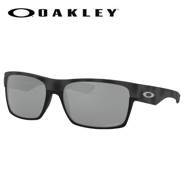 サングラス オークリー ツーフェイス アジアンフィット プリズム OAKLEY TWOFACE (A) OO9256-1560 黒 Camo/Prizm 黒 国内正規品