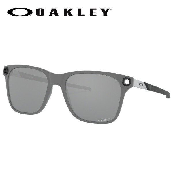 サングラス オークリー アパリション プリズム OAKLEY APPARITION OO9451-0255 Satin Concrete/Prizm 黒 国内正規品