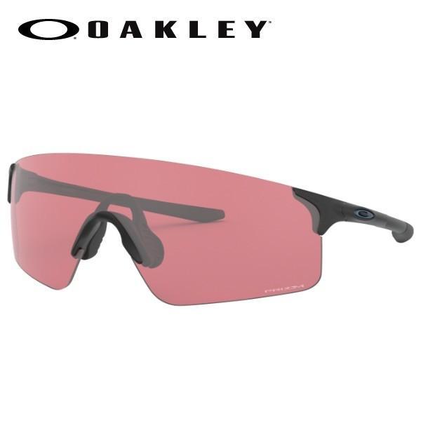 サングラス オークリー EVゼロ ブレード アジアンフィット プリズム ゴルフ OAKLEY EVZERO BLADES (A) OO9454A-0338 Steel/Prizm Dark Golf 国内正規品