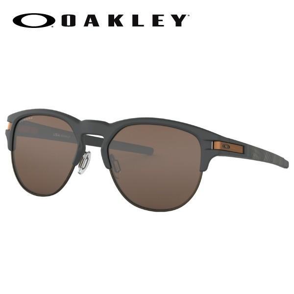 サングラス オークリー ラッチキー プリズム OAKLEY LATCH KEY L OO9394-1255 Matte Carbon/Prizm Tungsten 国内正規品