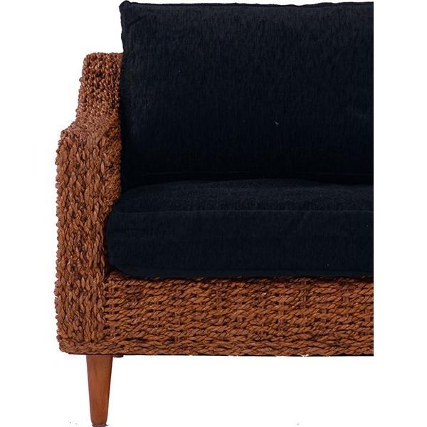 ソファー 本体のみ ソファ 1人掛け 1人がけ ソファ 1人用 ソファチェア 肘 脚 椅子 いす  アバカ RL-1430NA-1C f-syo-ei 02