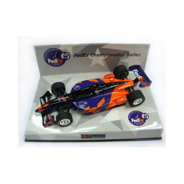 UT-models 1/43 1998 インディ・カート シリーズスポンサー フェデックス・イベントカー プロモーション品(非売品)