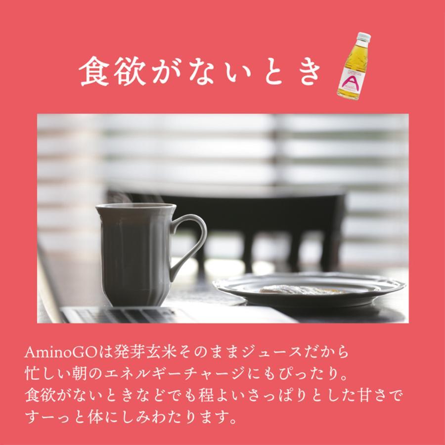AminoGO(アミノジーオー) スッキリやさしい甘さの発芽玄米ジュース|fabala|06