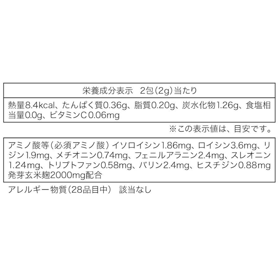 発芽玄米麹スティック いつでもおいしくバランスチャージ fabala 02