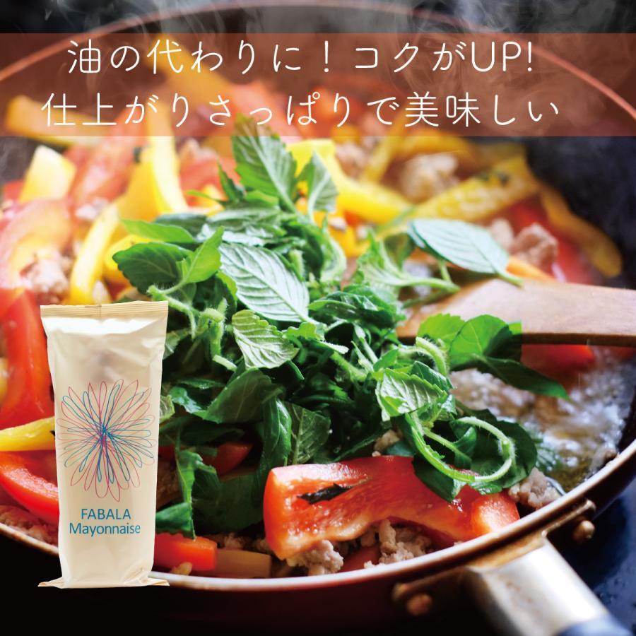 ファバラマヨネーズ 酸味のバランスがよいマヨネーズ fabala 03
