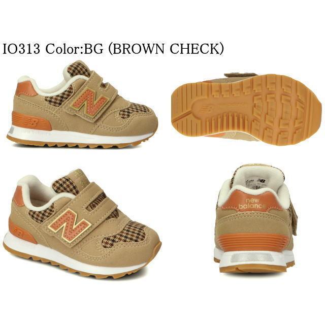 ニューバランス ベビー キッズ ジュニア 313 new balance IO313子供靴|facetofacegold|02