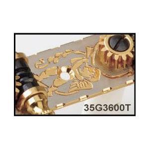 ゴトー【GOTOH】クラシックギターペグ 35P3600T(ニッケル/ゴールド) ツマミ:1W/1R/2W/2R|factorhythm|03