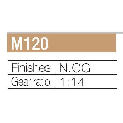 ゴトー【GOTOH】マンドリンペグ M120(ニッケル)|factorhythm|03