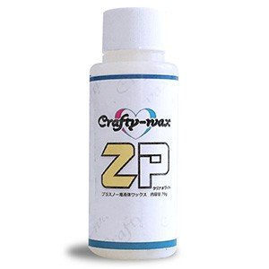 CRAFTY WAX ZP CLEAR WHITE クラフティ ワックス ZP クリアホワイト|factory-are
