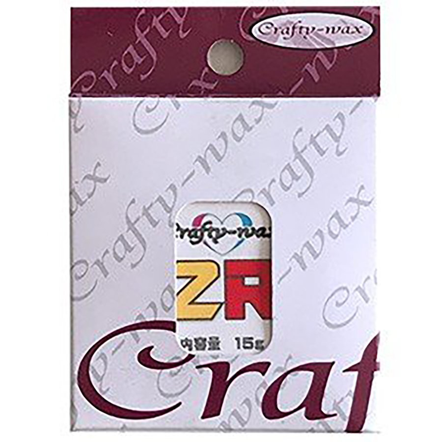 CRAFTY WAX ZR クラフティ ワックス ZR|factory-are