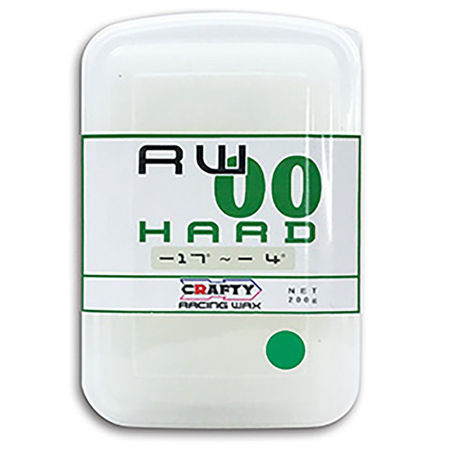 CRAFTY RACING WAX RW00 HARD ハード BASE WAX factory-are