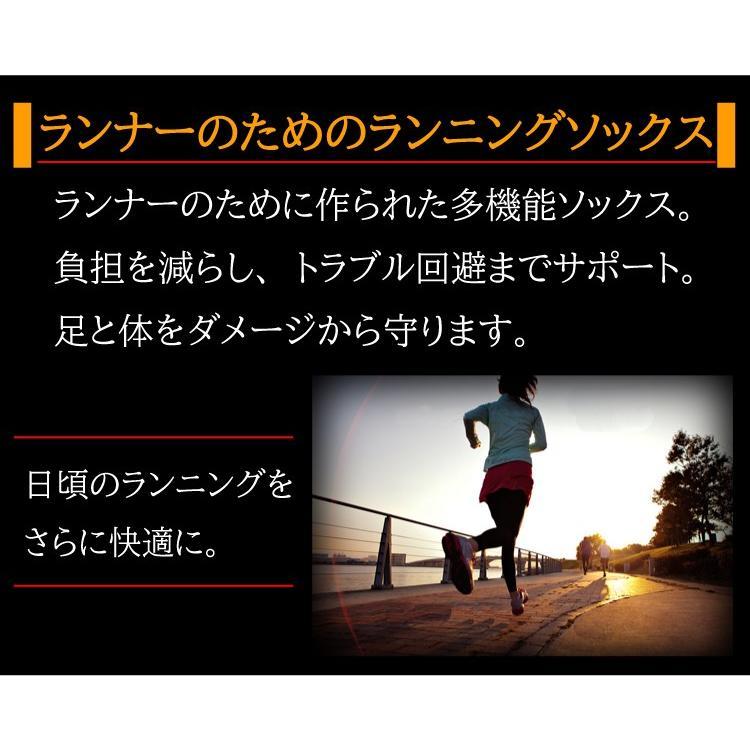 ランニングソックス 3足セット スポーツソックス ランナーズソックス メンズ  アンクルソックス ショート丈スポーツソックス|factshop|05