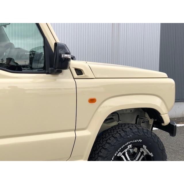 ジムニー JB64W JB74W カウリングサイドパネル タイプR 塗装済み商品  ファッドスター|fadstart49|02