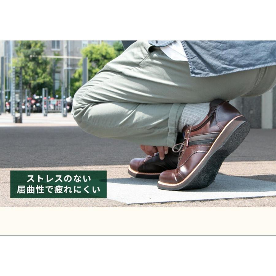 スニーカー メンズ 防水 エドウィン レインシューズ 黒 茶 20 30 40 50代 カジュアル 軽量 軽い EDWIN 靴  EDM4208|fairstone|10