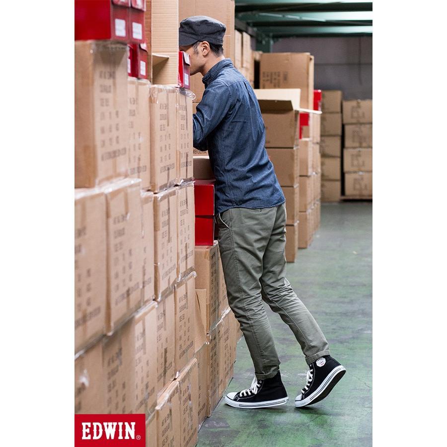 安全靴 スニーカー メンズ レディース セーフティーシューズ EDWIN エドウイン ハイカット 女性用 男性 ESM1620 fairstone 16