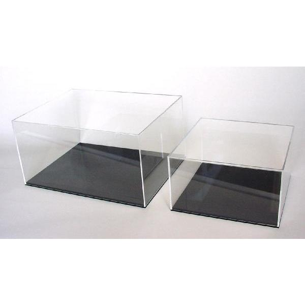 アクリルケース フィギュアケース コレクションケース 特注品透明ケース 50cm×50cm×50cm(巾×奥行×高)