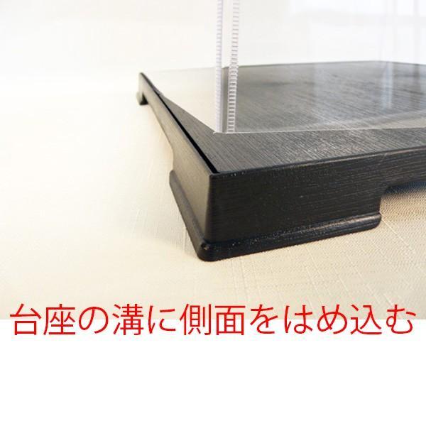 人形ケース コレクションケース フィギュアケース 幅32cm×奥行32cm×高36cm|fairy-land|10