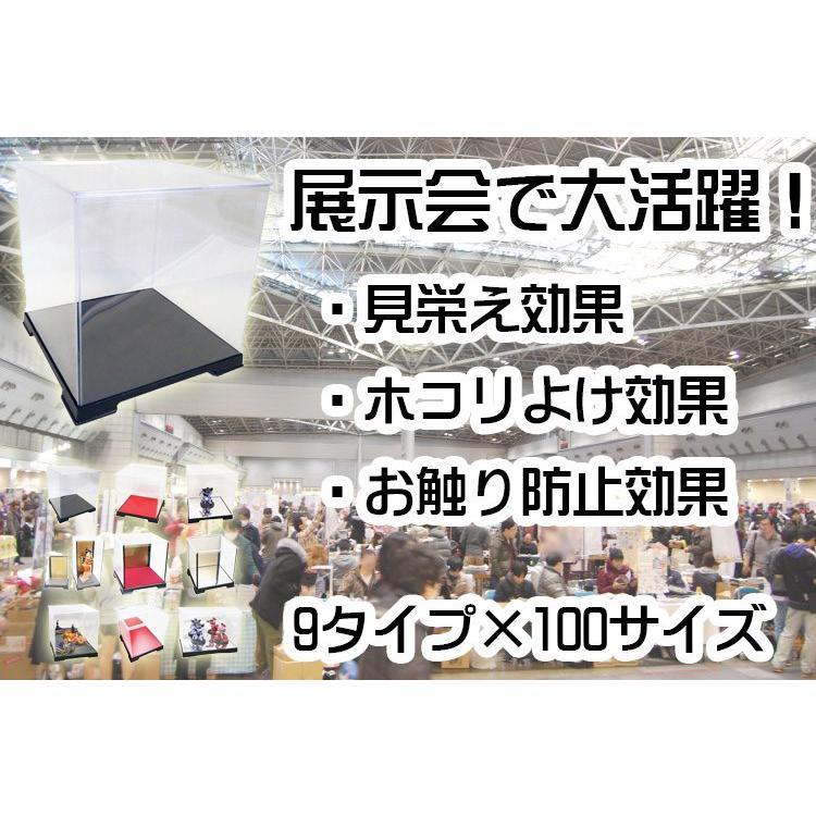 フィギュアケース 人形ケース コレクションケース 幅40cm×奥行21cm×高43cm fairy-land 03