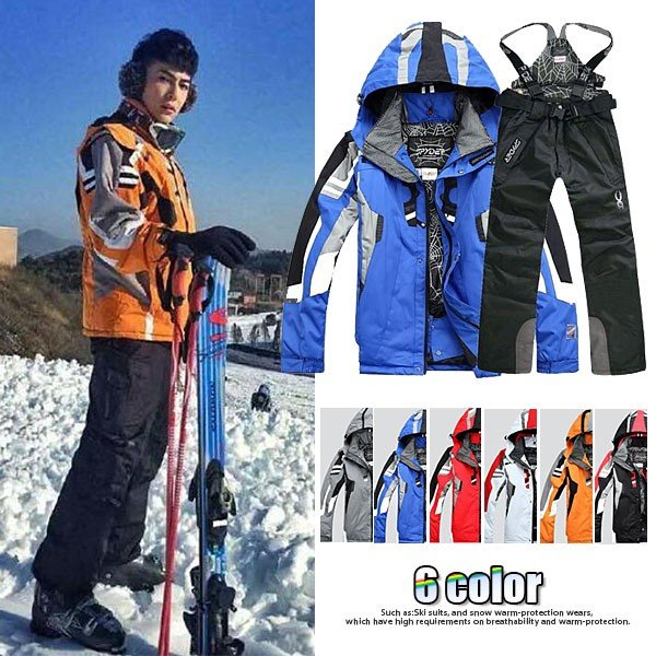スノボ ウェア ユニセックス ジャケット スキー ウェア スノーボードウェア スキーウェア 上下 セット