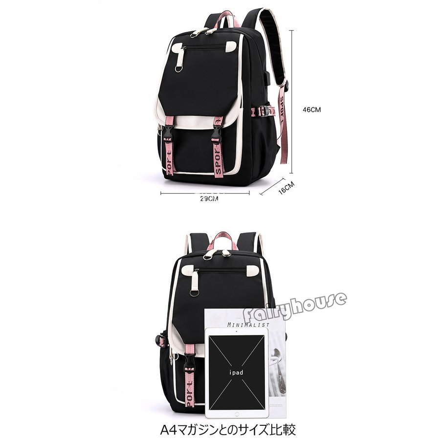 リュックサック ビジネスリュック 防水 ビジネスバック メンズ 30L大容量バッグ 鞄 ビジネスリュックレディース 軽量リュックバッグ安い 学生 通学 通勤 旅行 fairyhouse0000 02