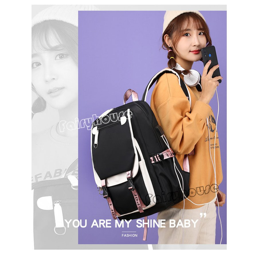 リュックサック ビジネスリュック 防水 ビジネスバック メンズ 30L大容量バッグ 鞄 ビジネスリュックレディース 軽量リュックバッグ安い 学生 通学 通勤 旅行 fairyhouse0000 08