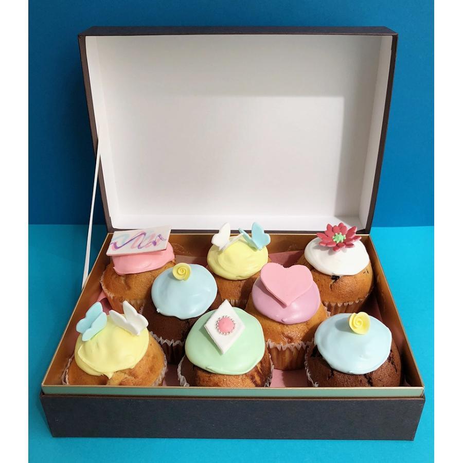 カップケーキ アソートボックス faitenbonbons