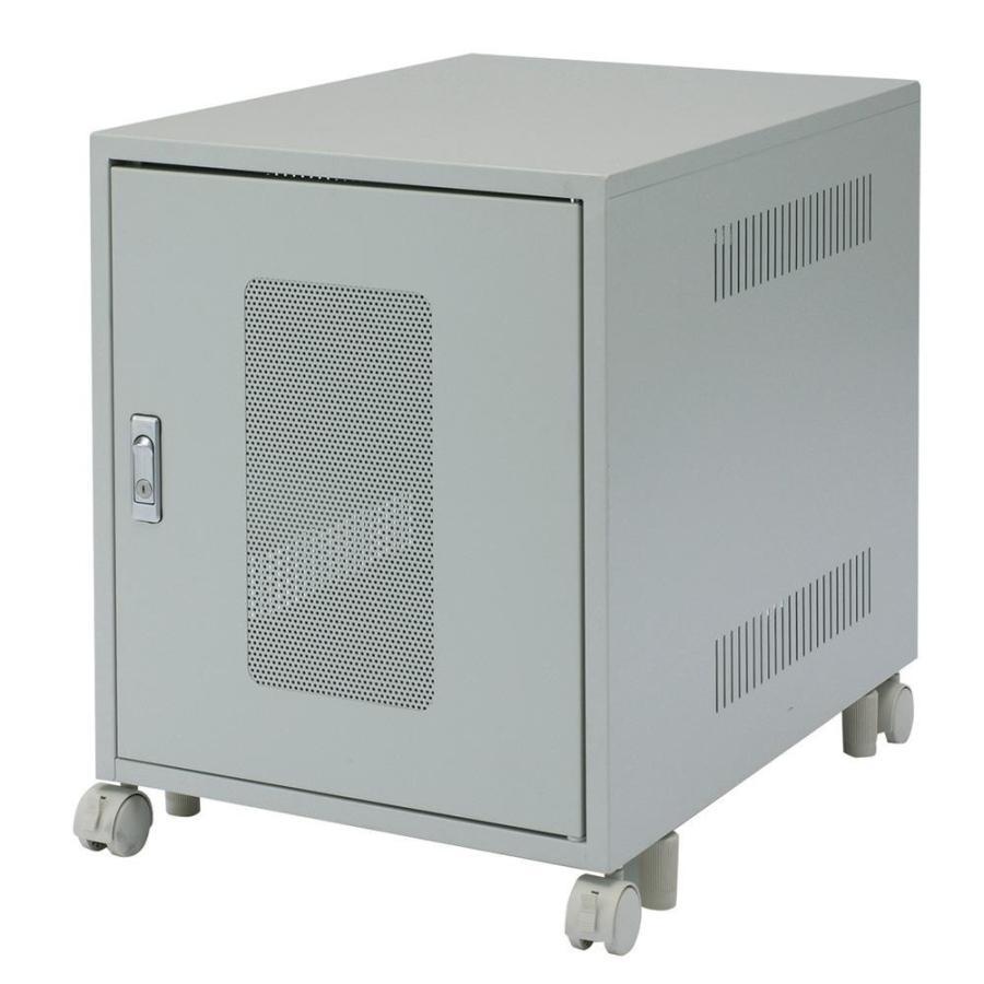 サンワサプライ サンワサプライ 省スペース19インチボックス(6U) CP-027K 同梱不可