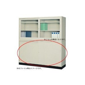 SEIKO SEIKO FAMILY(生興) スタンダード書庫 スチール引戸データファイル書庫 G-635SS 同梱不可