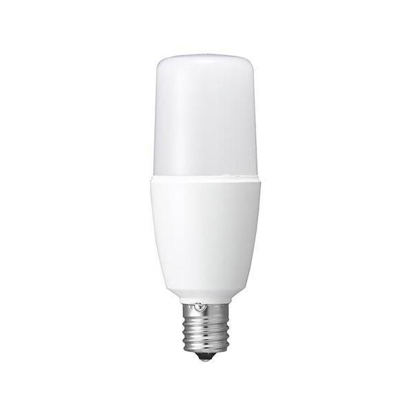 5個セット YAZAWA T形LED 60W形 E17 電球色 電球色 LDT8LGE17X5