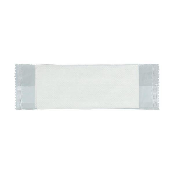 TANOSEE レーヨンメッシュおしぼり平型 1200枚入 〔×10セット〕