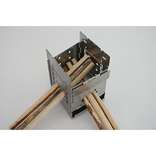 FIREBOX(ファイヤーボックス) バーベキューコンロ・焚火台 G2 ストーブ本体+専用ケース 5インチ ウッドストーブ 2点セット 日本