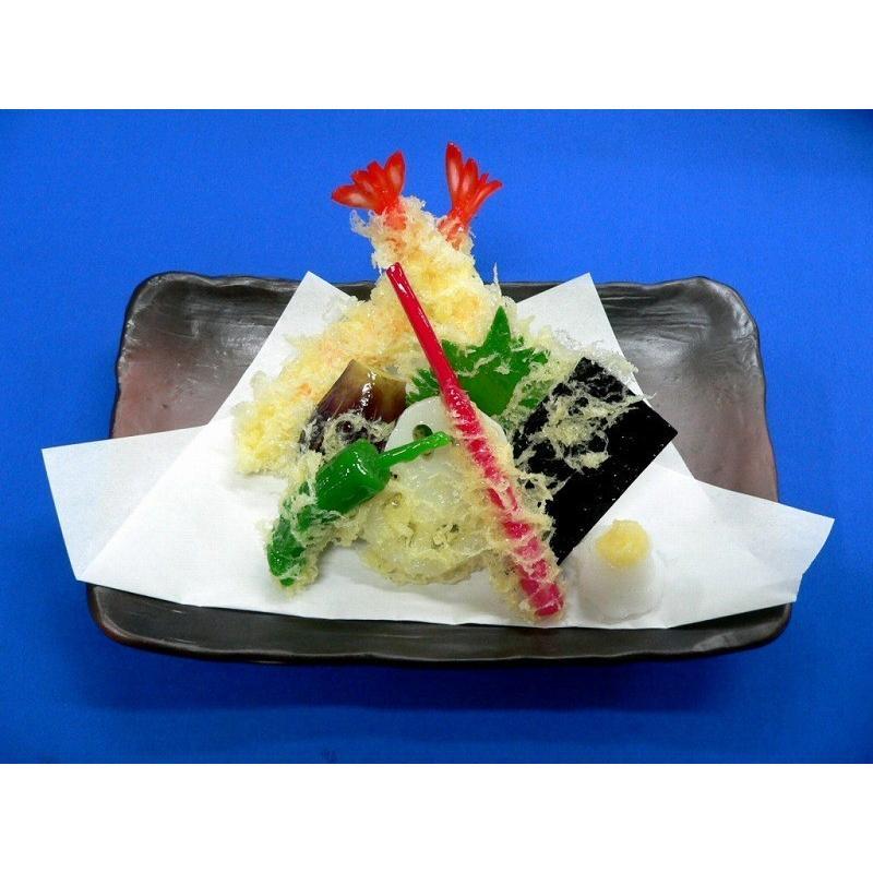 天ぷら盛合せ 2 食品サンプル|fakefoodjapan
