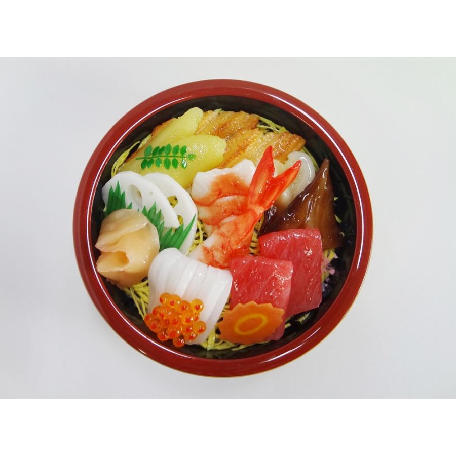 ちらし特上 食品サンプル|fakefoodjapan|02