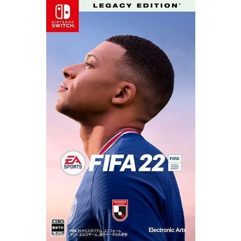 (Switch)FIFA 22 Legacy Edition(新品) famicom-plaza2