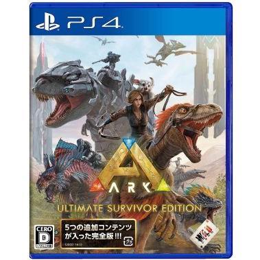(PS4)ARK:Ultimate Survivor Edition(新品)|famicom-plaza2