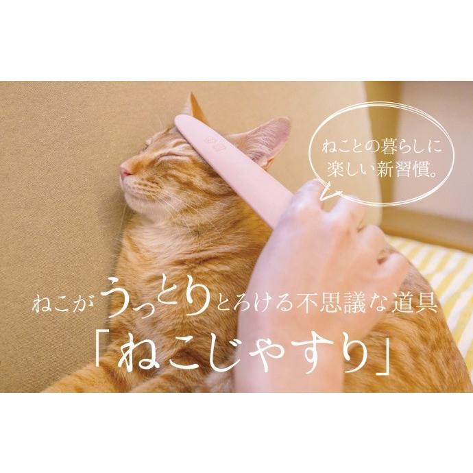 ワタオカ ねこじゃすり ピンク (99800011) familypet 07