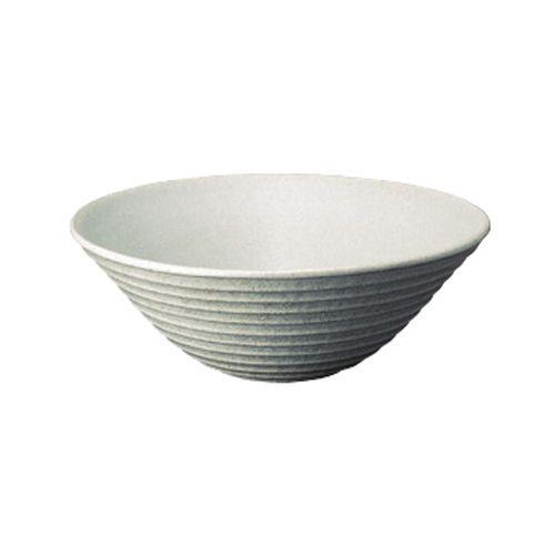 NIKKO 水鉢単体 信楽焼き 千段手洗鉢 GFM-7 ※ ニッコー 焼き物 陶器 水鉢 水受け 屋外 ※