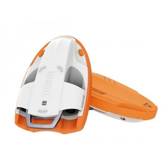 SU青 Swii (スウィー) 電動ビート板 サンライズオレンジ S190801010