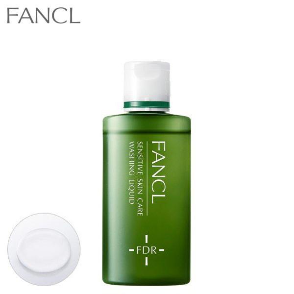 乾燥敏感肌ケア 洗顔リキッド 1本 洗顔 購買 化粧品 全商品オープニング価格 洗顔フォーム 洗顔料 乾燥肌 敏感肌用 肌ケア 公式 無添加 低刺激 ファンケル FANCL 敏感肌