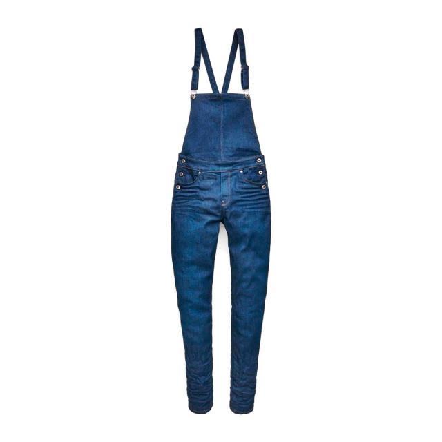 【楽天ランキング1位】 ジースター レディース 女性用ウェア ジャンプスーツ gstar d-staq-5-pocket-hw-skinny-overall, カミカワチョウ 00445024