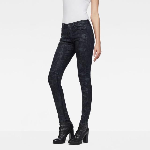 格安販売の ジースター レディース 女性用ウェア ズボン gstar 5622-mid-skinny, クリッパーショップ f8428692