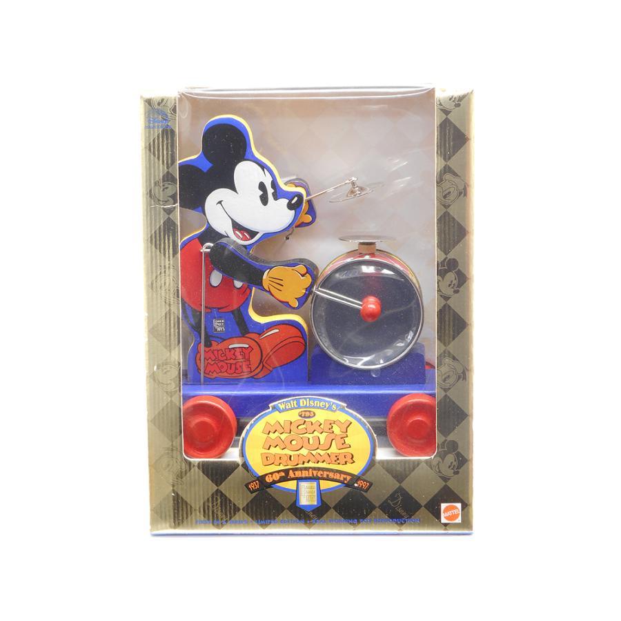 ミッキーマウス ドラマー 復刻版 ディズニー