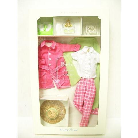 バービー Country Bound ファッションセット ファッションモデル・コレクション