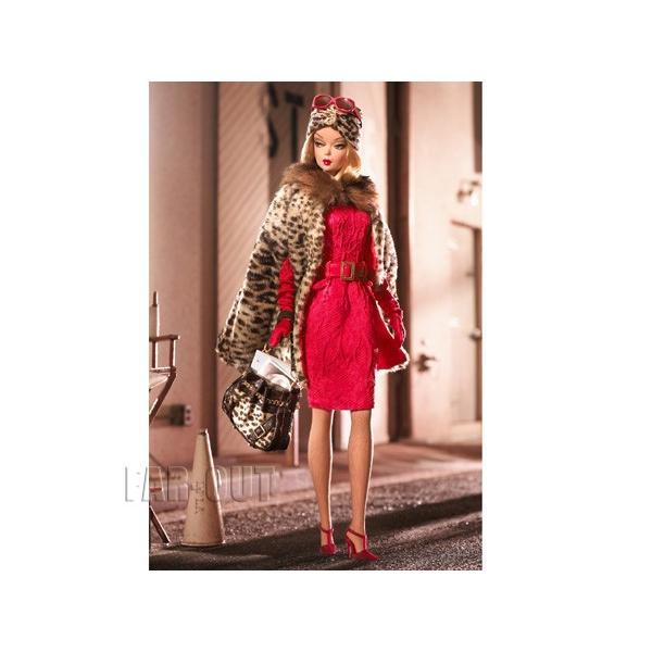 バービー 赤 Hot Review レッドホットレビュー 再発行版 ファッションモデル・コレクション ドール 人形