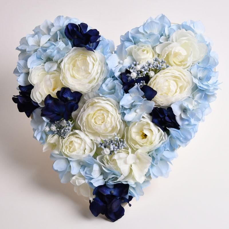 結婚式 贈呈品 / 花嫁の手紙 木製レーザー刻印「ハートフラワー」 / 両親へのプレゼント 手紙|farbe|04
