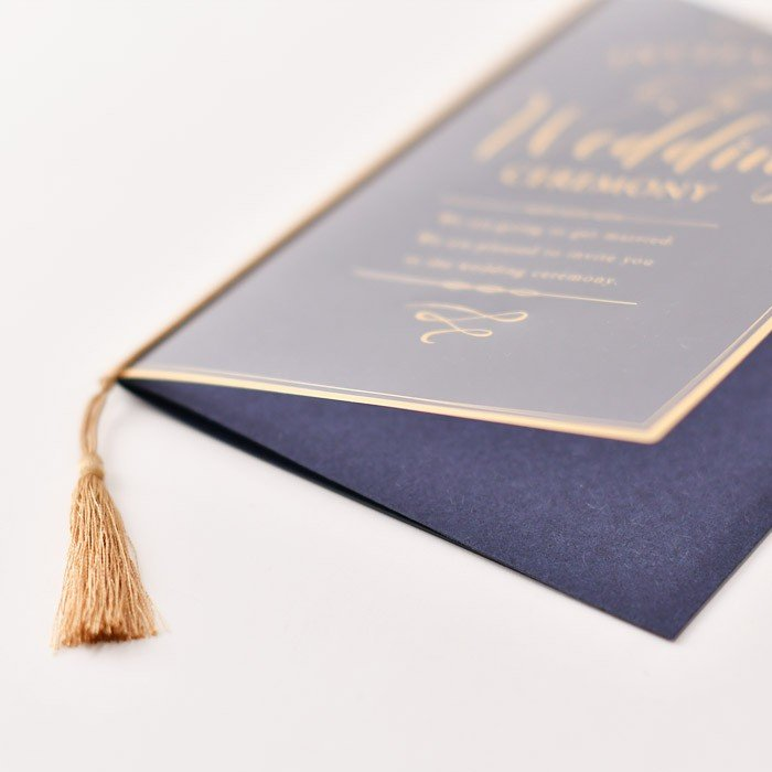 結婚式 招待状 / 「クレール」招待状完成品(入力印刷込) / 完成品 オーダー|farbe|07