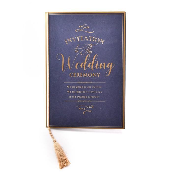 結婚式 招待状 / 「クレール」招待状完成品(入力印刷込) / 完成品 オーダー|farbe|08