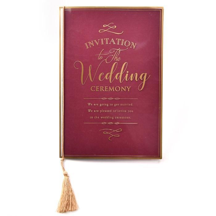 結婚式 招待状 / 「クレール」招待状完成品(入力印刷込) / 完成品 オーダー|farbe|09
